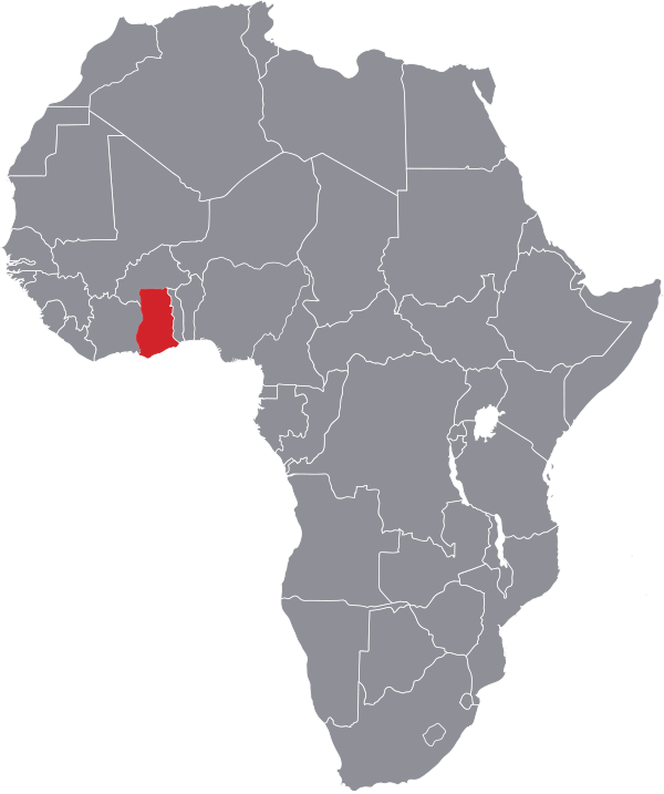 map-ghana